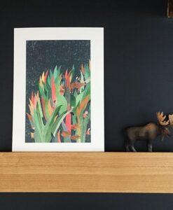 Affiche Les Herbes Petit Gramme