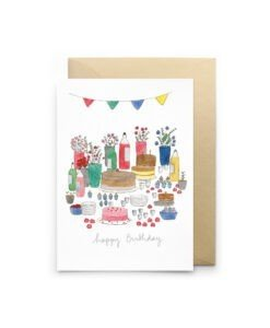 Carte Happy Birthday Petit Gramme
