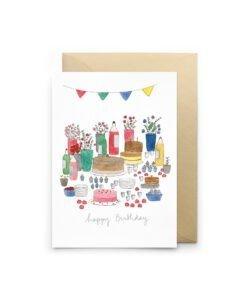 Carte Happy Birthday Petit Gramme