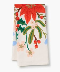 Torchon Rifle Paper Co Holiday Bouquet