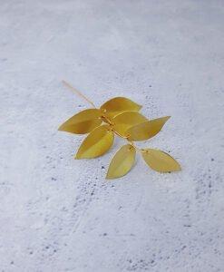 Feuille en laiton Aurea – 2 formats