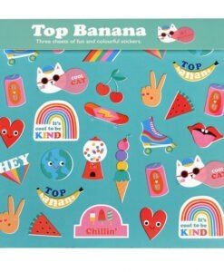 Stickers Top Banana