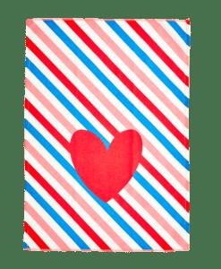 Torchon Candy stripes