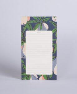 Bloc-notes Exquise Season Paper