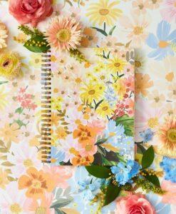 Carnet à spirales Marguerite Rifle Paper