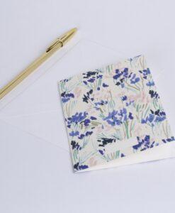 Carte florale Rêve Season Paper