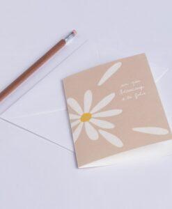 Carte amour Pétales Season Paper