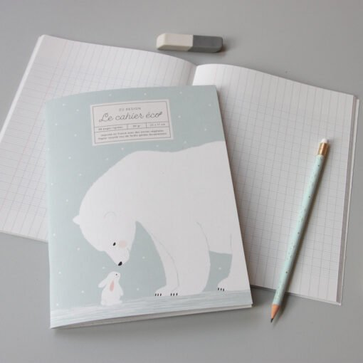 Cahier écolier Together Eco-responsable