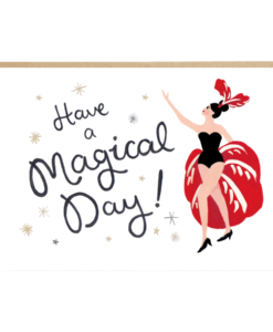 Carte Have a magical day Jade Fisher