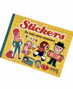 Livre stickers Ingela Arrhenius – For even more occasions