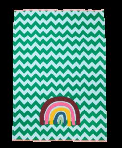 Torchon Zig Zag Rainbow
